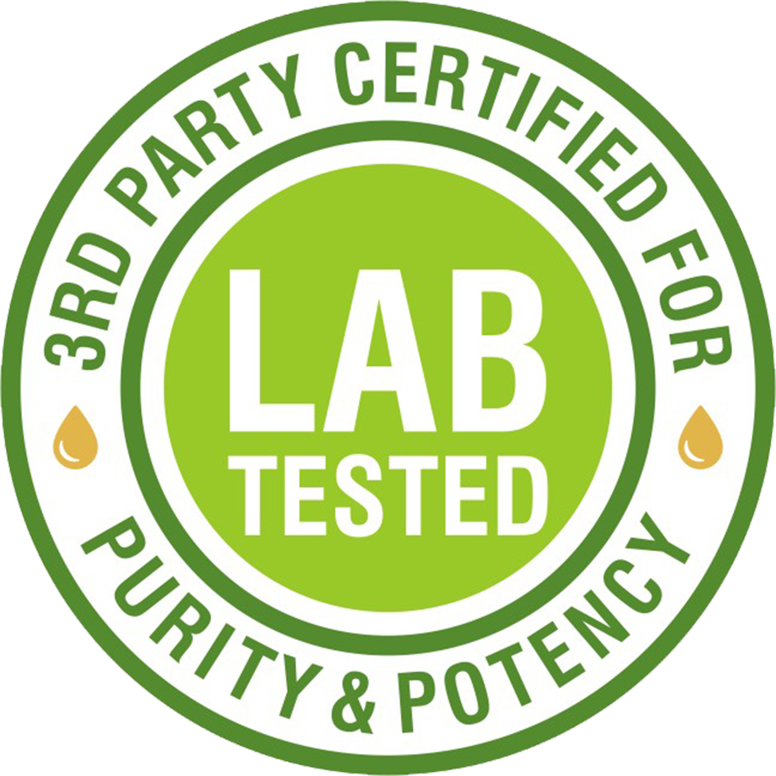 Third party laboratory verifie